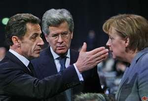 Qui commande l'Europe ? Merkel, Sarkozy ou bien les banques ?