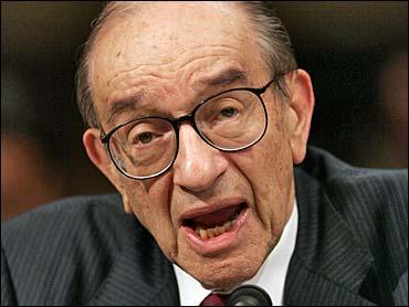 Alan Greenspan: ein mächtiger Finanzjude, ehemaliger Präsident der FED