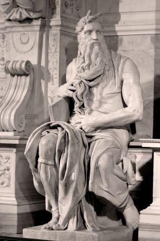 Michelangelo: Moses