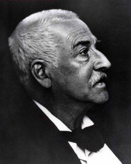 Der schweizer Historiker Jacob Burckhardt (1818-1897)