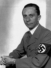 Dr. Joseph Goebbels (1897-1945(